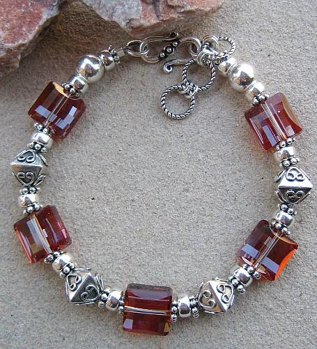 Beautiful Swarovski Crystal Bracelet