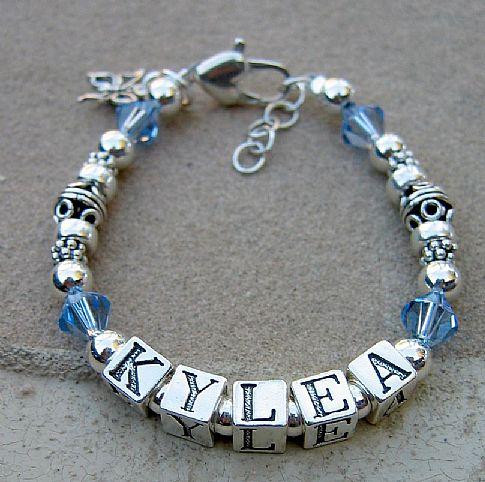 Baby Bracelets, Child Bracelets, Boy Bracelets, Girl Bracelets, ID Bracelets