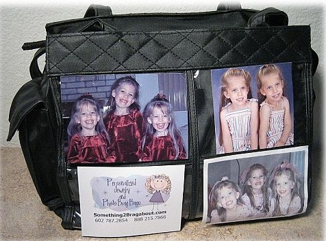 photo brag bag